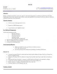 Uncategorized 11 Sample Resume Summary For Freshers Uncategorized