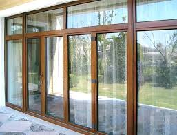 wood frame door and panel glass for sliding glass doors in your wood frame door and