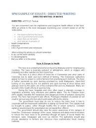 spm sample of continuous essays helen keller smoking