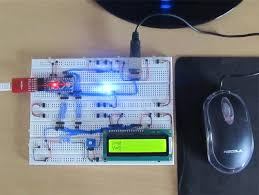 arduino ps mouse interfacing project circuit diagram how to interface ps2 mouse arduino