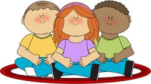 carpet time clipart. kids sitting on carpet clipart time weclipart