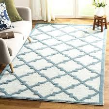 by ivory light blue wool area rug rugs safavieh handmade moroccan cambridge