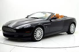 Used 2007 Aston Martin Db9 Volante For Sale 69 880 F C Kerbeck Aston Martin Stock 17be116aji