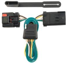trailer wiring harness recommendation for a jeep grand curt t connector vehicle wiring harness for factory tow package 4 pole flat