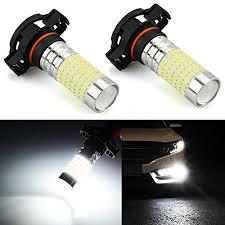 Fog Light Bulbs for 2012 Jeep Wrangler Amazon