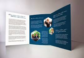 Brochure Trifold Template Free Tri Fold Brochure Template Indesign Free Download Indesign
