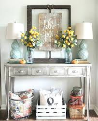 how to decorate a console table. Sofa Table Decor Console Decorating Ideas Pictures Interior Design . How To Decorate A