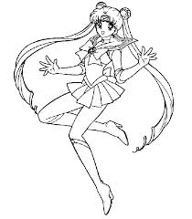 Small Picture Sailor moon crystal coloring pages ColoringStar