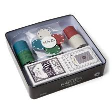 Tri Coastal Design Deluxe Shave Set Tri Coastal Design Deluxe Travel Game Set Includes Checkers Chess Dominoes Backgammon Double Sided Game Board 2 Card Decks 60 Poker Chips And