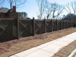 Decorative Fence Toppers Atlanta Fence Installation Gallery
