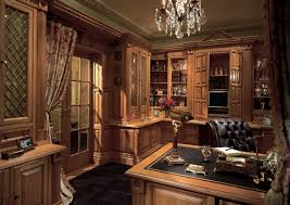 Luxury Office Decor Awesome Dark Brown Wood Glass Cool Design Luxury Home Library