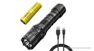 $69.45 (Free Shipping) Authentic <b>Nitecore P20i</b> LED Flashlight ...