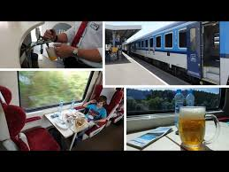 prague to munich by train from 15
