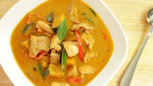 Thai Kitchen Yellow Curry Thai Red Curry Chicken Squash Recipe Hot Thai