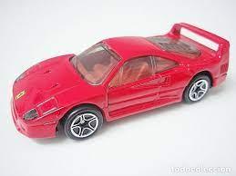 Bzza Matchbox Mb207 24 Ferrari F40 Verkauft Durch Direktverkauf 98301814