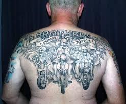 Motorkářské Tetování Motoplanetcz Motorky Motokros Moto Gp