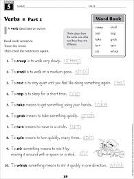 Helping Verb Worksheets For Waswere Journeys Lesson 6 Kindergarten ...