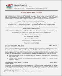 30 New Resume Template For Esl Teachers Jonahfeingold Com