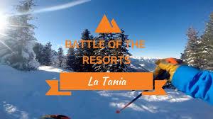 La Tania: Battle of the Resorts 2017 - YouTube