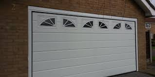 new garage door windows grantham