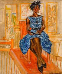 african american art artist joseph delaney 1964 oil on board joseph delaney photography by greg r