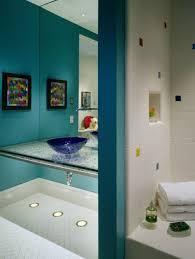 eclectic bathroom in aurora co
