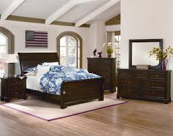 Hanover Queen Bedroom Group by Vaughan Bassett at Wayside Furniture