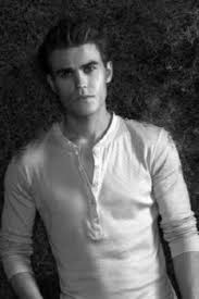 """Paul Wesley Black and White Mini Poster 11""""x17"""" – The Poster Depot"""