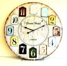 old world wall clock old world wall clock large wood wall clock vintage retro antique shabby