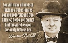 Winston Churchill Love Quotes