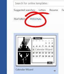 Calendar Wizard 2015 Helen Bradley Ms Office Tips Tricks And Tutorials Projectwoman Com