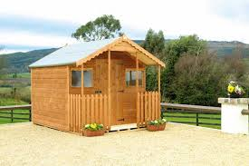 lodge timber shed