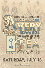Avery Event Tickets Tea On The Avery Lawn Poudre Landmarks Foundation