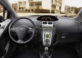 2010 Toyota Yaris Hatchback Interior With Tack Hatchback Toyota Yaris