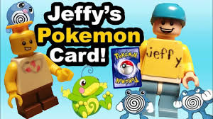 sml lego jeffy s pokemon card