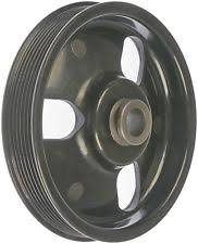 plymouth acclaim belts pulleys brackets power steering pump pulley fits 1991 1995 plymouth acclaim voyager grand voyager fits plymouth acclaim
