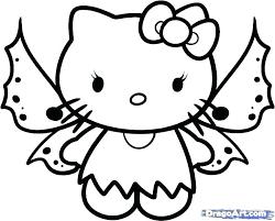 Coloring Sheet Hello Kitty Predragterziccom