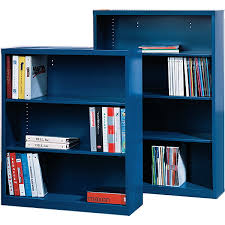 sandusky lee steel stationary bookcases
