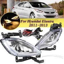 Hyundai I30 Side Light Bulb Replacement For Hyundai Elantra 2011 2012 2013 Original 1 Pair Car Front