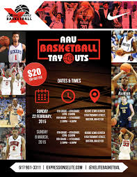 youth select basketball tryout flyers national news hoops dream magazine