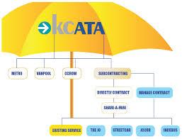 Umbrella Organization Chart Transit Action Network Tan