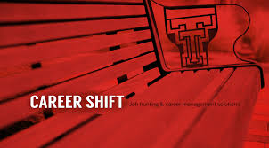 alumni university career center ttu use careershift a job hunting and career management solution to search