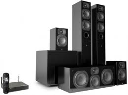 wireless home sound system. aperion wireless home theater speaker system sound