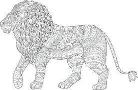 this is theutic coloring pages images coloring page for art therapy hand drawn lion in this is theutic coloring pages