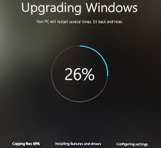 Solved Windows 10 Wants To Upgrade To Windows 10