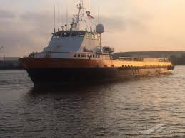 BERNIE MCCALL, Offshore Tug/Supply Ship - Details and current ...