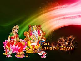 Lakshmi Ganesh Wallpaper, God Lakshmi ...