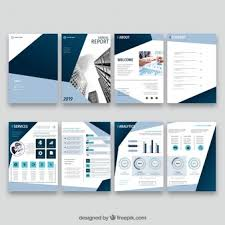 Annual Report Templates Free Download Booklet Vectors Photos And Psd Files Free Download