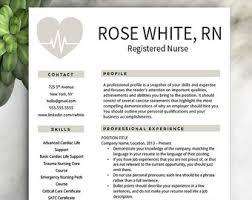Template For Nursing Resume Sarahepps Com