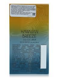 Купить <b>парфюмерную</b> вод 75 мл <b>hawaiian breeze</b> (412076) по ...